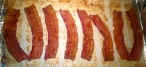 Finished Bacon